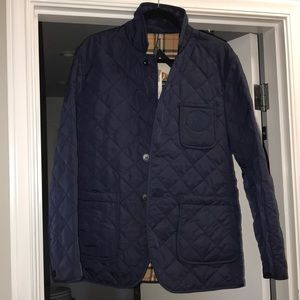Burberry Bright Navy Men's Blazer